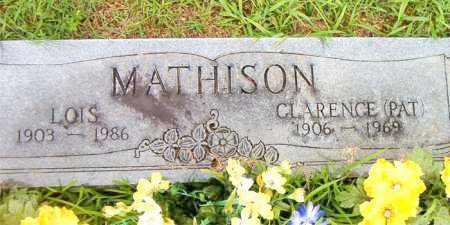 MATHISON, LOIS - Boone County, Arkansas   LOIS MATHISON - Arkansas Gravestone Photos