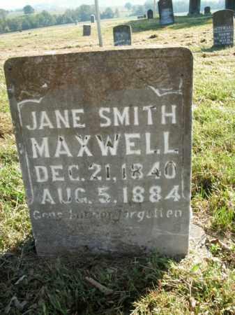 MAXWELL, JANE - Boone County, Arkansas | JANE MAXWELL - Arkansas Gravestone Photos