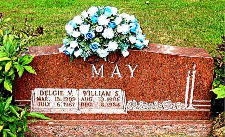 MAY, WILLIAM S. - Boone County, Arkansas | WILLIAM S. MAY - Arkansas Gravestone Photos