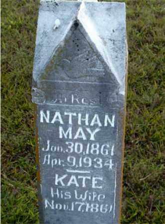 MAY, KATE - Boone County, Arkansas   KATE MAY - Arkansas Gravestone Photos