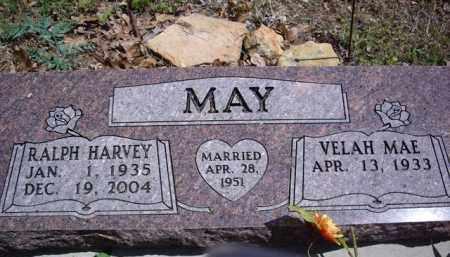 MAY, RALPH HARVEY - Boone County, Arkansas | RALPH HARVEY MAY - Arkansas Gravestone Photos