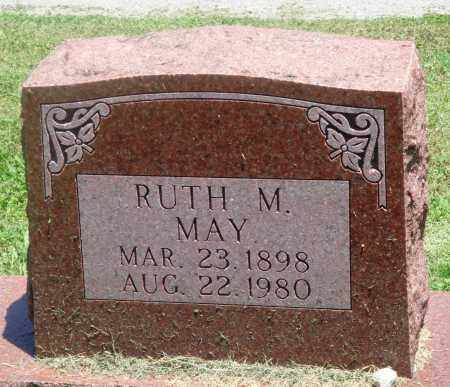 MAY, RUTH M - Boone County, Arkansas | RUTH M MAY - Arkansas Gravestone Photos