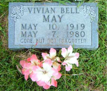 MAY, VIVIAN BELL - Boone County, Arkansas   VIVIAN BELL MAY - Arkansas Gravestone Photos