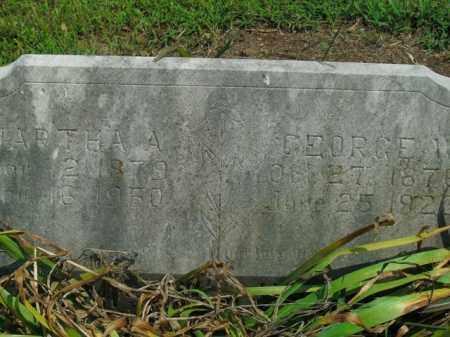 MCCLURE, MARTHA A. - Boone County, Arkansas | MARTHA A. MCCLURE - Arkansas Gravestone Photos
