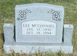 MCCONNIEL, LEE - Boone County, Arkansas | LEE MCCONNIEL - Arkansas Gravestone Photos