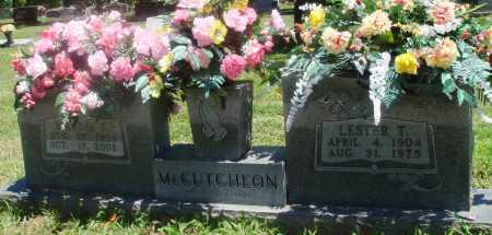 MCCUTCHEON, LESTER TROY - Boone County, Arkansas   LESTER TROY MCCUTCHEON - Arkansas Gravestone Photos