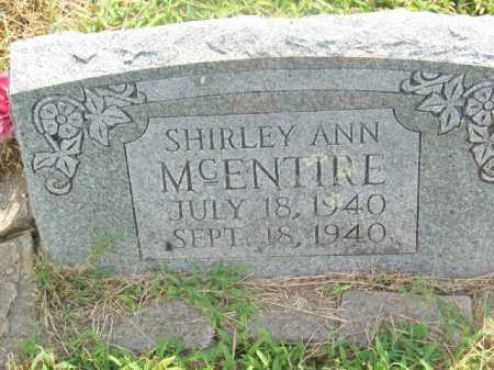 MCENTIRE, SHIRLEY ANN - Boone County, Arkansas | SHIRLEY ANN MCENTIRE - Arkansas Gravestone Photos