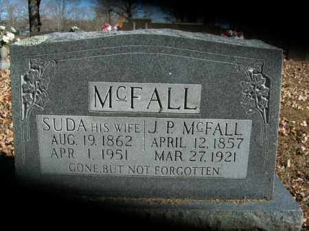 MCFALL, SUDA - Boone County, Arkansas | SUDA MCFALL - Arkansas Gravestone Photos