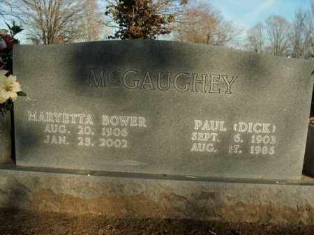 MCGAUGHEY, PAUL - Boone County, Arkansas | PAUL MCGAUGHEY - Arkansas Gravestone Photos