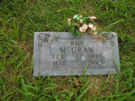 MCGRAW, BEN - Boone County, Arkansas   BEN MCGRAW - Arkansas Gravestone Photos
