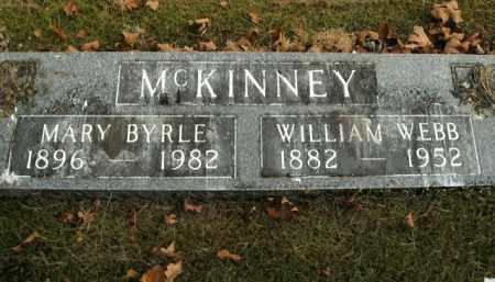 MCKINNEY, WILLIAM WEBB - Boone County, Arkansas | WILLIAM WEBB MCKINNEY - Arkansas Gravestone Photos