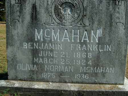 MCMAHAN, OLIVIA - Boone County, Arkansas | OLIVIA MCMAHAN - Arkansas Gravestone Photos