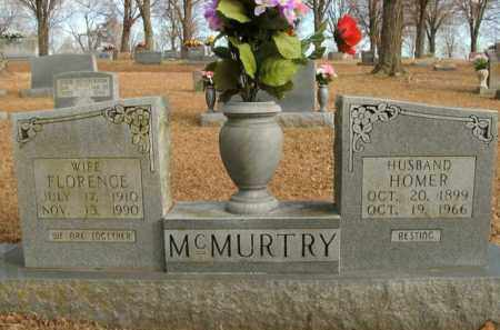 MCMURTRY, FLORENCE E. - Boone County, Arkansas | FLORENCE E. MCMURTRY - Arkansas Gravestone Photos