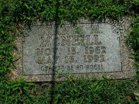 MCNEILL, BRANDI M. - Boone County, Arkansas | BRANDI M. MCNEILL - Arkansas Gravestone Photos