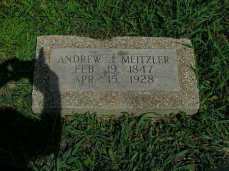 MEITZLER, ANDREW J. - Boone County, Arkansas | ANDREW J. MEITZLER - Arkansas Gravestone Photos