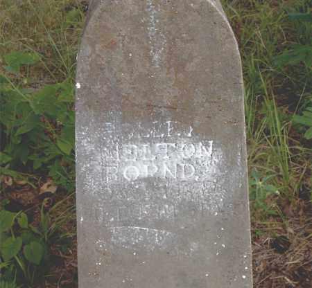 MELTON, POLLEY - Boone County, Arkansas   POLLEY MELTON - Arkansas Gravestone Photos