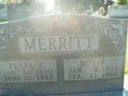 MERRITT, ROY F. - Boone County, Arkansas | ROY F. MERRITT - Arkansas Gravestone Photos