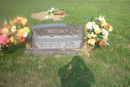 METCALF, IDA MAE - Boone County, Arkansas | IDA MAE METCALF - Arkansas Gravestone Photos