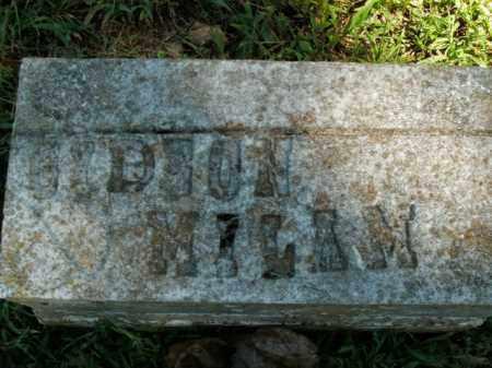 MILAM, GIDEON - Boone County, Arkansas | GIDEON MILAM - Arkansas Gravestone Photos