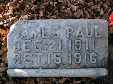 MILBURN, JAMES PAUL - Boone County, Arkansas | JAMES PAUL MILBURN - Arkansas Gravestone Photos