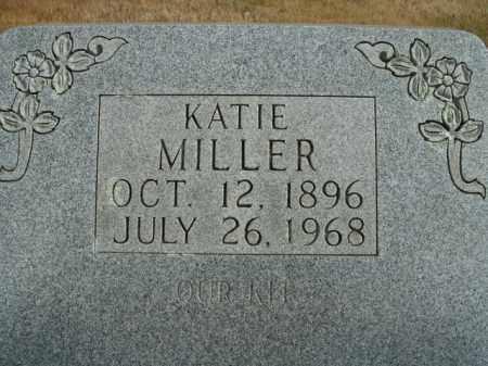 MILLER, KATIE - Boone County, Arkansas | KATIE MILLER - Arkansas Gravestone Photos