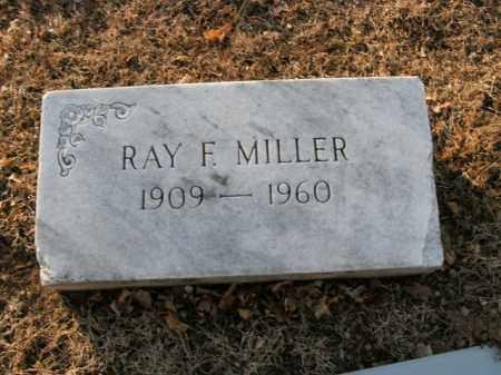 MILLER, RAY F. - Boone County, Arkansas   RAY F. MILLER - Arkansas Gravestone Photos