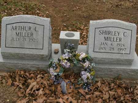 MILLER, ARTHUR L. - Boone County, Arkansas | ARTHUR L. MILLER - Arkansas Gravestone Photos