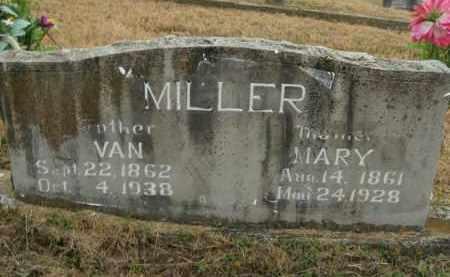 MILLER, MARY - Boone County, Arkansas | MARY MILLER - Arkansas Gravestone Photos