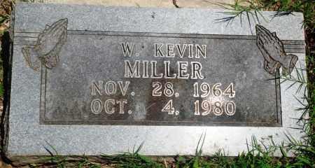 MILLER, W. KEVIN - Boone County, Arkansas   W. KEVIN MILLER - Arkansas Gravestone Photos