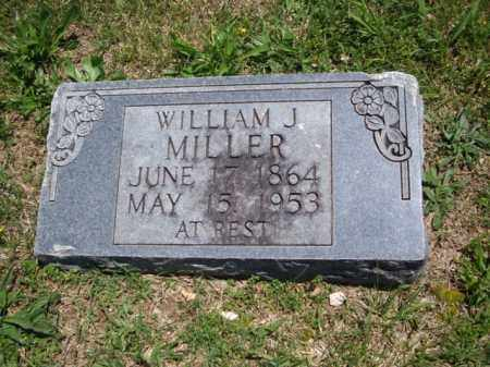 MILLER, WILLIAM J. - Boone County, Arkansas | WILLIAM J. MILLER - Arkansas Gravestone Photos