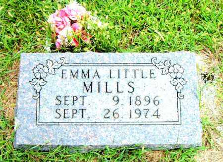 MILLS, EMMA - Boone County, Arkansas | EMMA MILLS - Arkansas Gravestone Photos