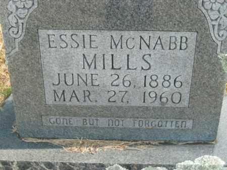 MILLS, ESSIE - Boone County, Arkansas   ESSIE MILLS - Arkansas Gravestone Photos