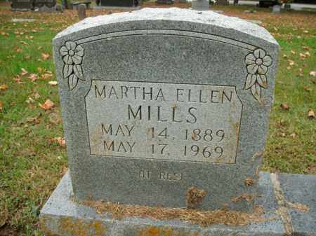 MILLS, MARTHA ELLEN - Boone County, Arkansas | MARTHA ELLEN MILLS - Arkansas Gravestone Photos