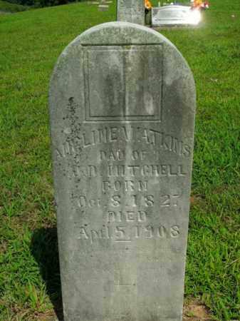 MITCHELL, ANGLINE - Boone County, Arkansas | ANGLINE MITCHELL - Arkansas Gravestone Photos