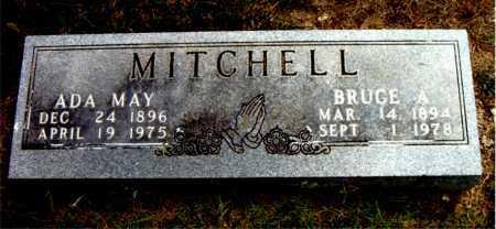 MITCHELL, ADA MAY - Boone County, Arkansas | ADA MAY MITCHELL - Arkansas Gravestone Photos
