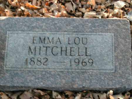 MITCHELL, EMMA LOU - Boone County, Arkansas | EMMA LOU MITCHELL - Arkansas Gravestone Photos