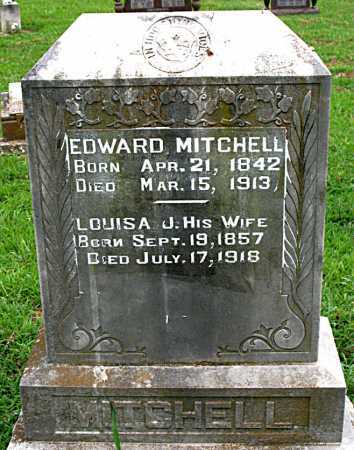 MITCHELL, LOUISA J - Boone County, Arkansas | LOUISA J MITCHELL - Arkansas Gravestone Photos