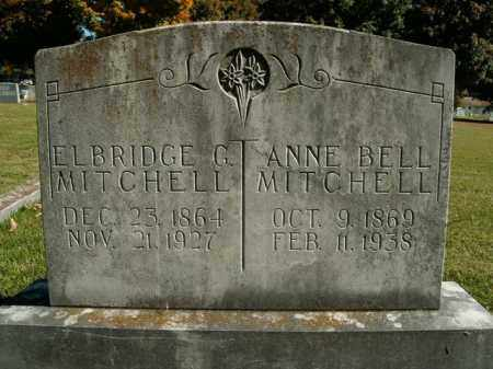 MITCHELL, ANNE BELL - Boone County, Arkansas | ANNE BELL MITCHELL - Arkansas Gravestone Photos