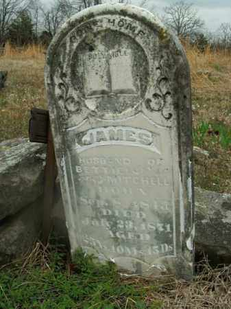 MITCHELL, JAMES - Boone County, Arkansas | JAMES MITCHELL - Arkansas Gravestone Photos