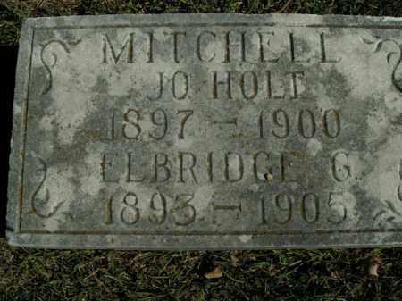 MITCHELL, ELBRIDGE G. - Boone County, Arkansas | ELBRIDGE G. MITCHELL - Arkansas Gravestone Photos