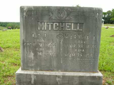 "MITCHELL, OBEDIAH P.D. ""PAT"" - Boone County, Arkansas | OBEDIAH P.D. ""PAT"" MITCHELL - Arkansas Gravestone Photos"