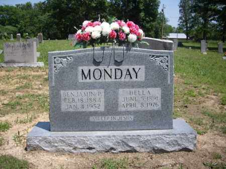 MONDAY, DELLA - Boone County, Arkansas | DELLA MONDAY - Arkansas Gravestone Photos