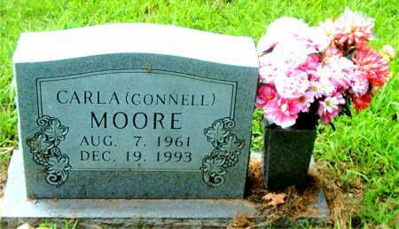 CONNELL MOORE, CARLA - Boone County, Arkansas | CARLA CONNELL MOORE - Arkansas Gravestone Photos