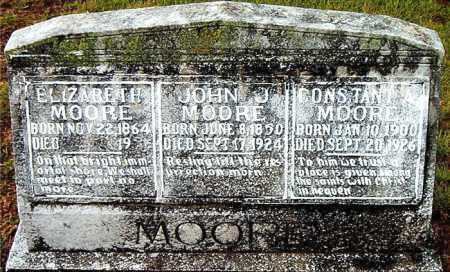 MOORE, ELIZABETH - Boone County, Arkansas   ELIZABETH MOORE - Arkansas Gravestone Photos