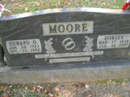 MOORE, DORSEY - Boone County, Arkansas | DORSEY MOORE - Arkansas Gravestone Photos