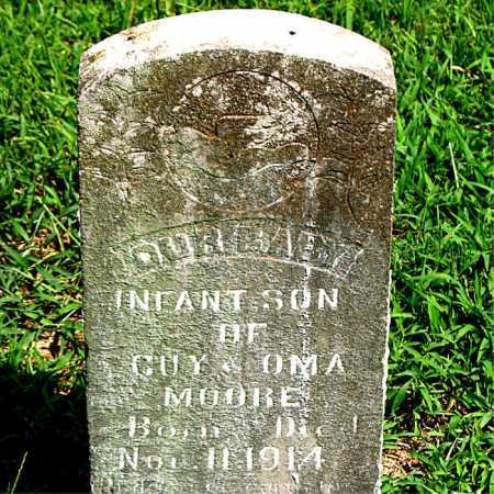 MOORE, INFANT SON - Boone County, Arkansas | INFANT SON MOORE - Arkansas Gravestone Photos