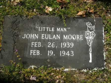 MOORE, JOHN EULAN - Boone County, Arkansas | JOHN EULAN MOORE - Arkansas Gravestone Photos