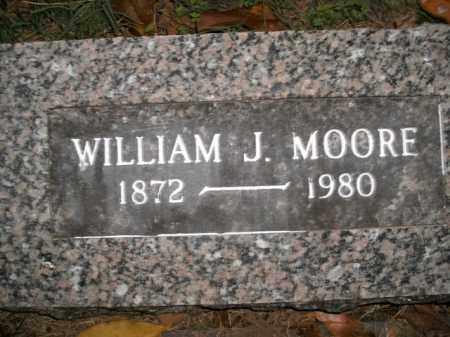 MOORE, WILLIAM JOSEPH - Boone County, Arkansas | WILLIAM JOSEPH MOORE - Arkansas Gravestone Photos