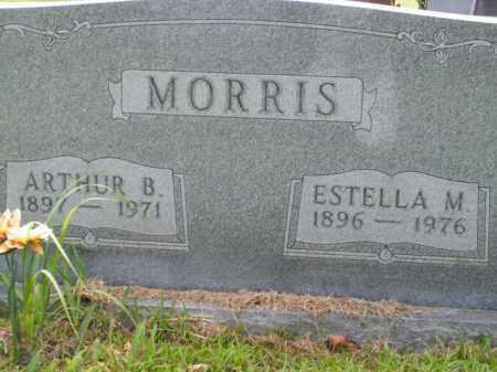 MORRIS, ARTHUR B. - Boone County, Arkansas | ARTHUR B. MORRIS - Arkansas Gravestone Photos