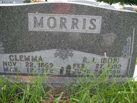 MORRIS, CLEMMA - Boone County, Arkansas | CLEMMA MORRIS - Arkansas Gravestone Photos